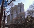 [街][木][建物]都庁第二庁舎