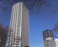 [空][街][建物]新宿