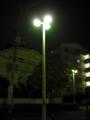 [夜][街][街灯]街灯