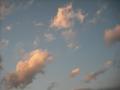 [空][雲][夕方]夕空