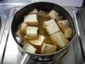 [食べ物]焼き豆腐こんにゃく煮