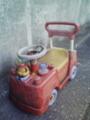[物]おもちゃの車