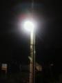 [街灯][電柱][夜]街灯