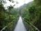 つり橋、道志