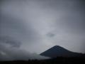 [空][雲][山]富士山
