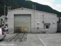 [鉄道][建物]車庫