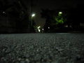 [夜][街]道路