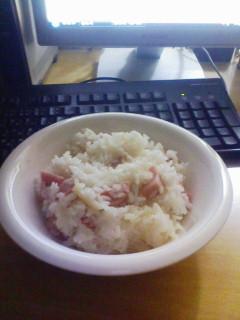 魚肉ライス