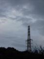 [鉄塔][空][雲]鉄塔