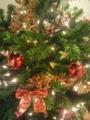 [物]クリスマスツリー