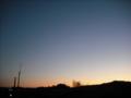 [空][夕方]二〇〇九年大晦日