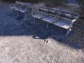 [公園][物]ベンチ