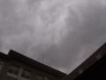 [雲][空][建物]大学構内
