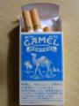 [煙草]キャメルメンソールミニ