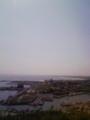 [海][空]飯岡漁港と九十九里浜