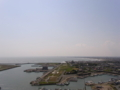 [海][空][船]飯岡漁港と九十九里浜