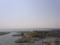 飯岡漁港と九十九里浜