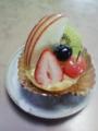 [菓子]フルーツタルト