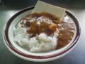 [食べ物]豆腐カレー