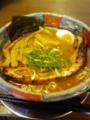 [食べ物]いっとうや かさね醤油めんまラーメン
