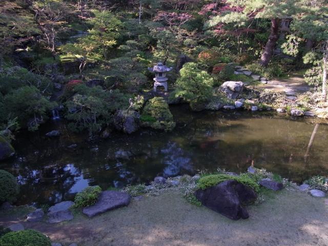 旧齋藤家別邸庭園