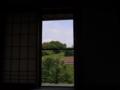 [空][木][建物]窓