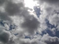 [雲][空][太陽]雲