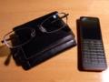 [物]財布、眼鏡、携帯電話
