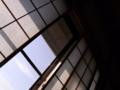 [空][建物]仰臥
