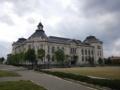 [建物][空][雲]新潟市歴史博物館