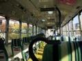 [自動車]新潟交通バス車内