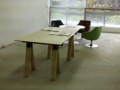 [物]イスとテーブル