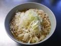 [食べ物]白石温麺