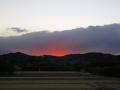 [空][雲][夕方]夕焼け