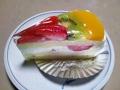 [菓子]フルーツケーキ