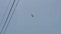 [空][電線][飛行機]チヌーク