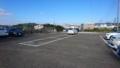 [自動車][空][街]謎の縦列駐車場