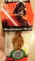 [食べ物]Merry Christmas Mr. Darth Vader