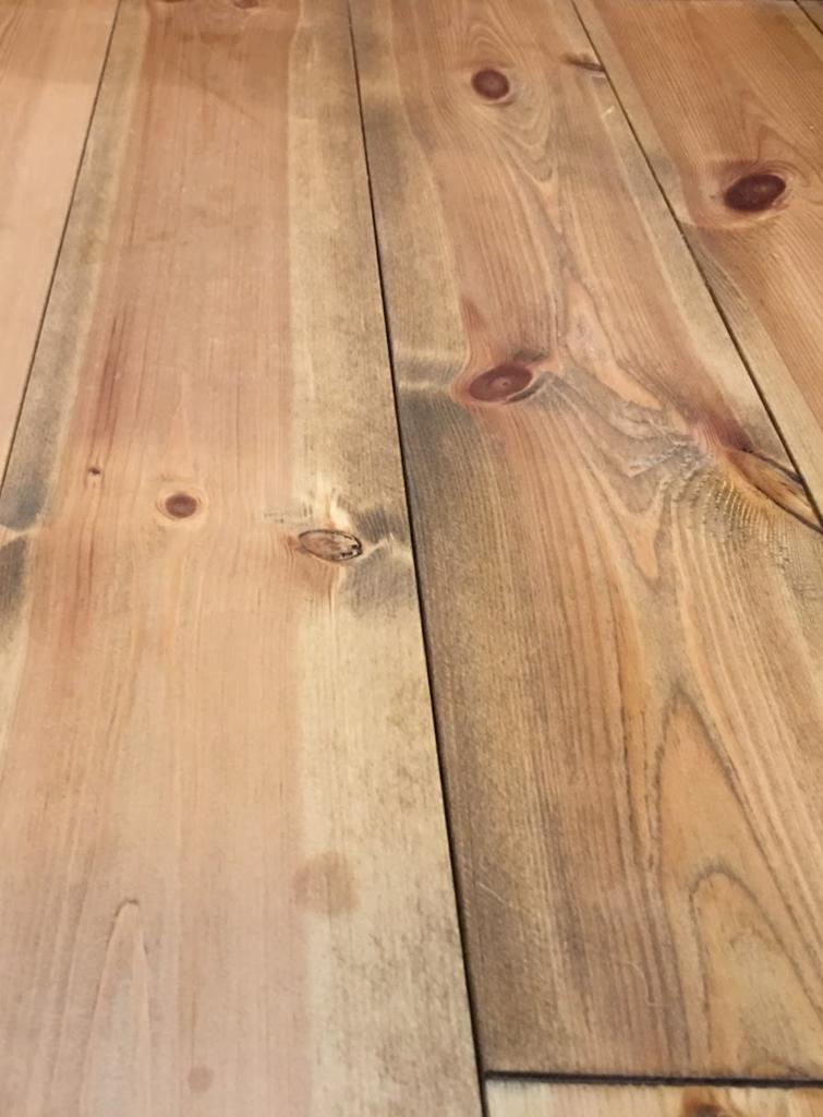 無垢 フローリング ワックス おすすめの無垢材の床に蜜蝋ワックスを塗ってみた - 薪とともに