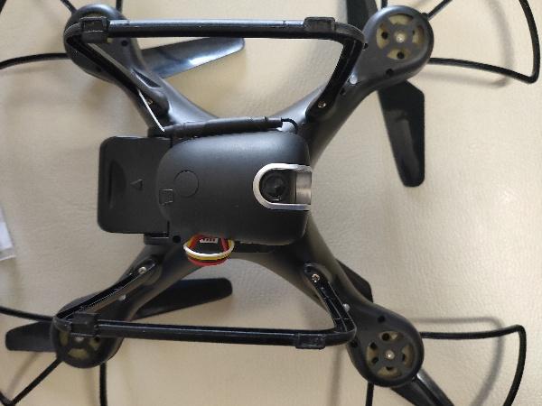 SP650 camera
