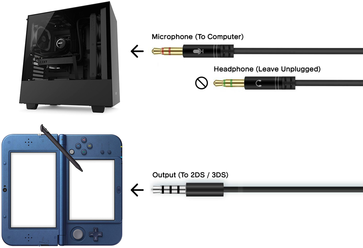 TRRS headphone diagram