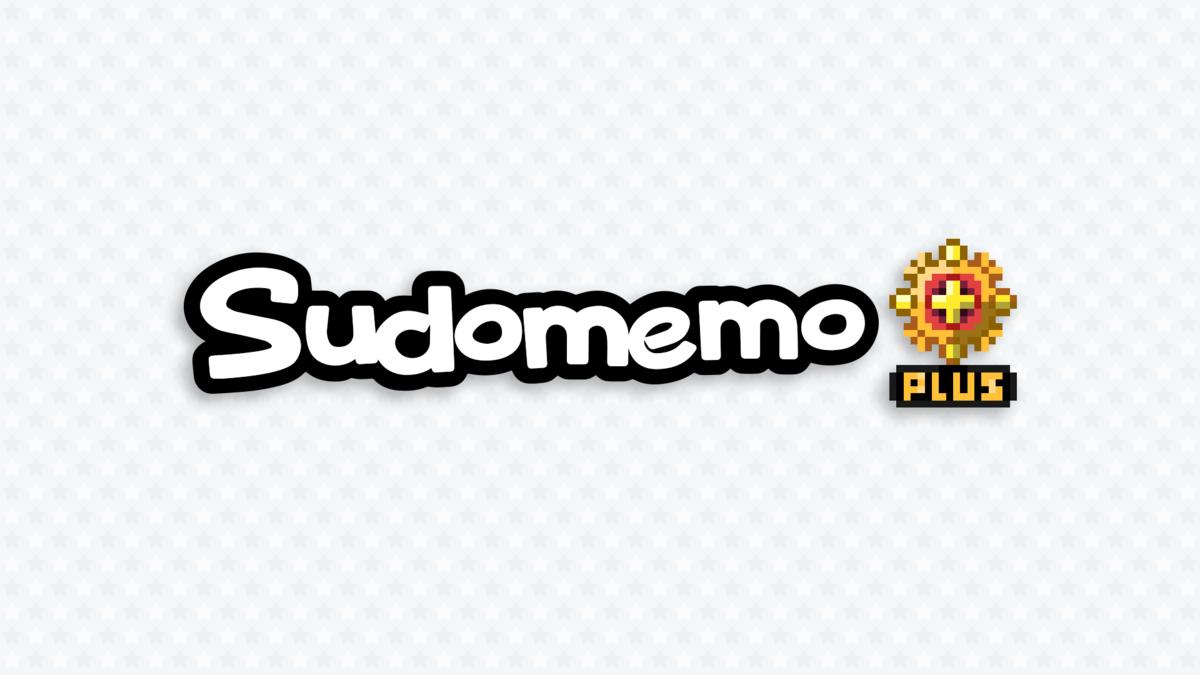 Sudomemo Plus' Logo