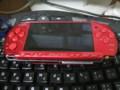 PSP-3000朱