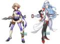 メタルマックス3 ソルジャー女・ナース女