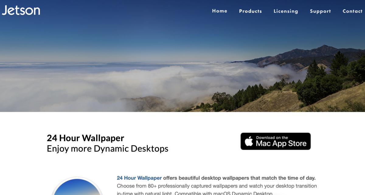 24hourwallpaperのトップ画像