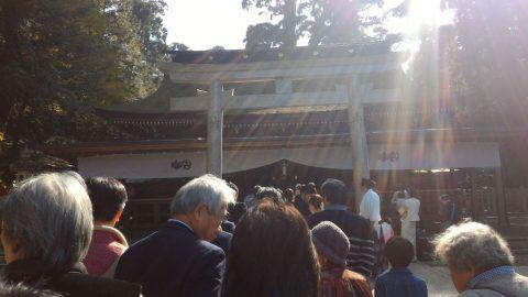 鹿島神宮 - 本殿