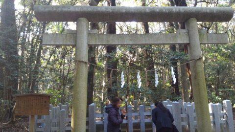 鹿島神宮 - 要石