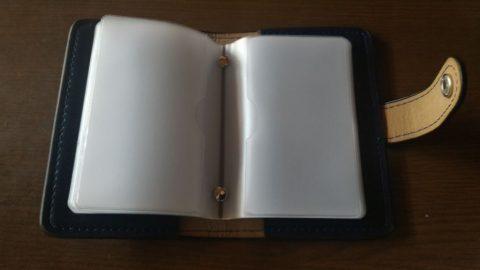 コモグッド - 薄型革カードケース