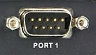 RS-232c 対応ポート