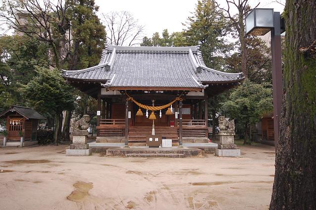 新庄之宮神社